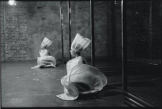 'Proximity' 1995, dansvoorstelling, Nina Winthrop, NY, USA