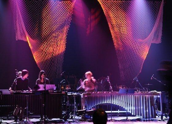 'Marimba Express', 2009, Ludwig Albert, Belgïe